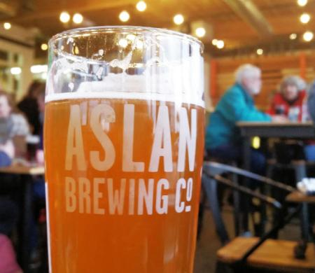 Aslan Brewing Company Bellingham Washington