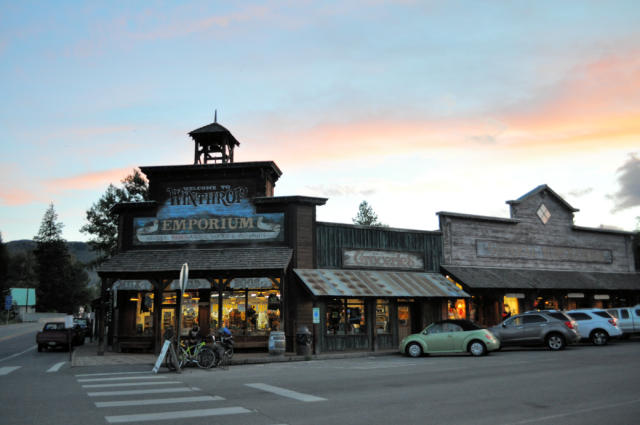 Winthrop Washington Emporium