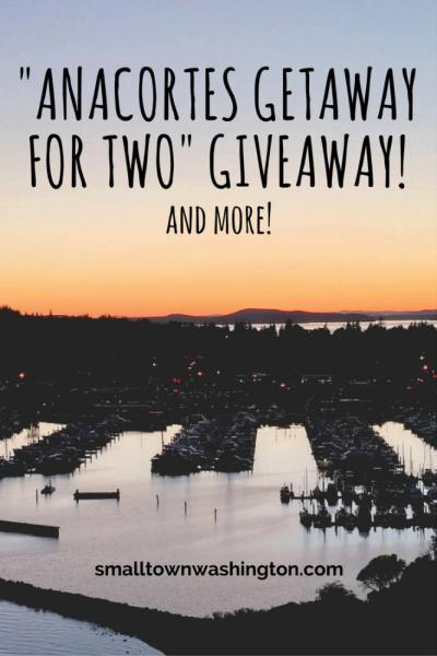 Anacortes Getaway for Two