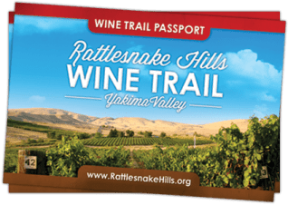 Rattlesnake Hills Wine Trail Passport