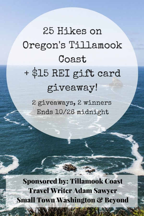 Oregon's Tillamook Coast