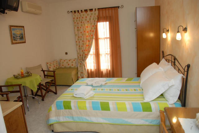 Pension Irini in Ouranoupolis, Greece.