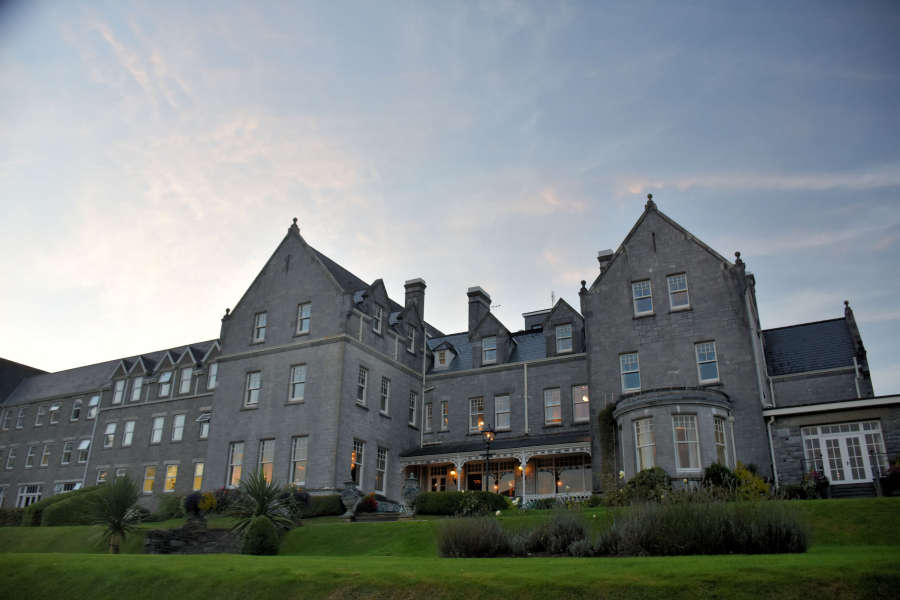 Indulge in luxury at ireland 39 s 5 star park hotel kenmare - Kenmare hotels with swimming pools ...