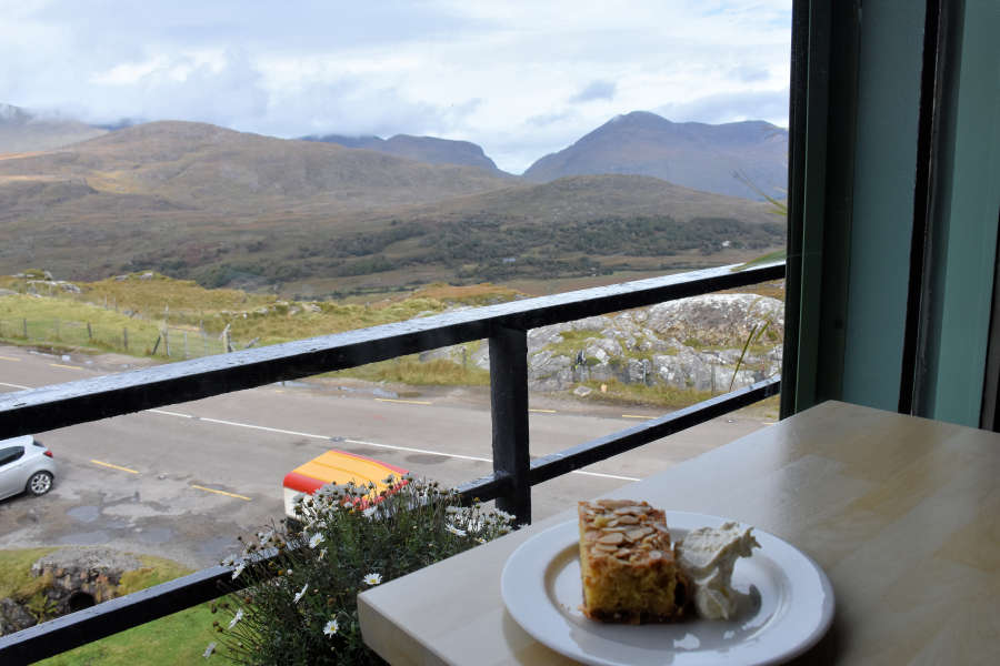 View from Avoca on the Ring of Kerry.