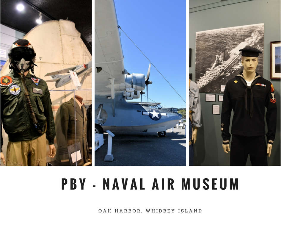 PBY Naval Air Museum in Oak Harbor, Washington.