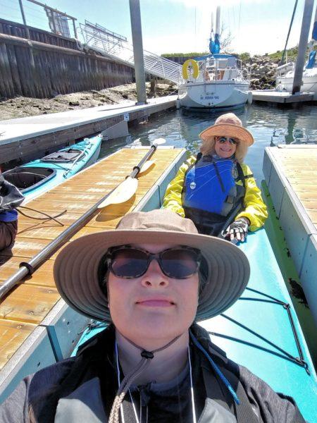 Sue Frause and Lara Dunning