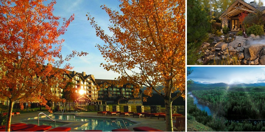 Suncadia Resort in Roslyn, Washington.