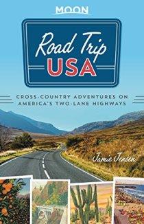 Road Trip USA travel guide book.