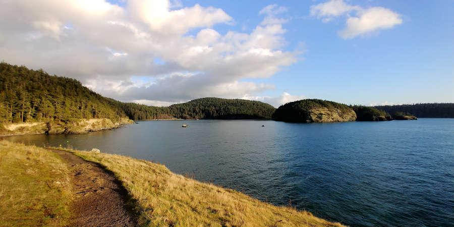 Rosario Head on Fidalgo Island.