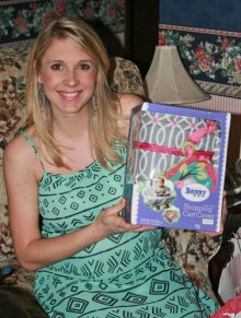 Ashley-and-the-baby-gifts