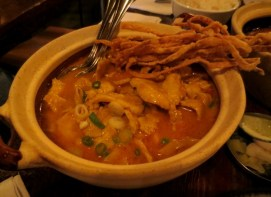 Khao Soi with chicken breast