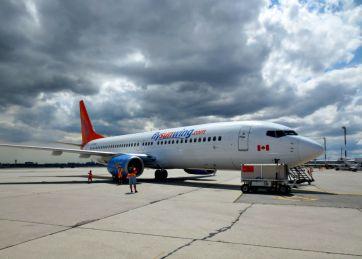 Sunwing Boeing 737