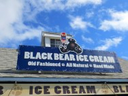 Halifax Harbourfront Black Bear Ice Cream