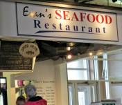 Halifax Dartmouth Evan's Seafood Restaurant