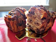 Halifax The Old Apothecary bread pudding