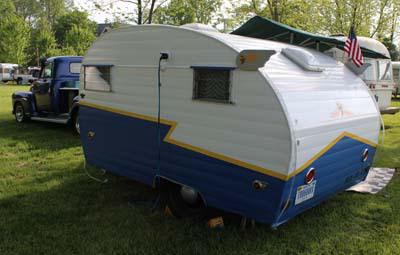 3rd Annual Vintage Rv Show Set For This Weekend The