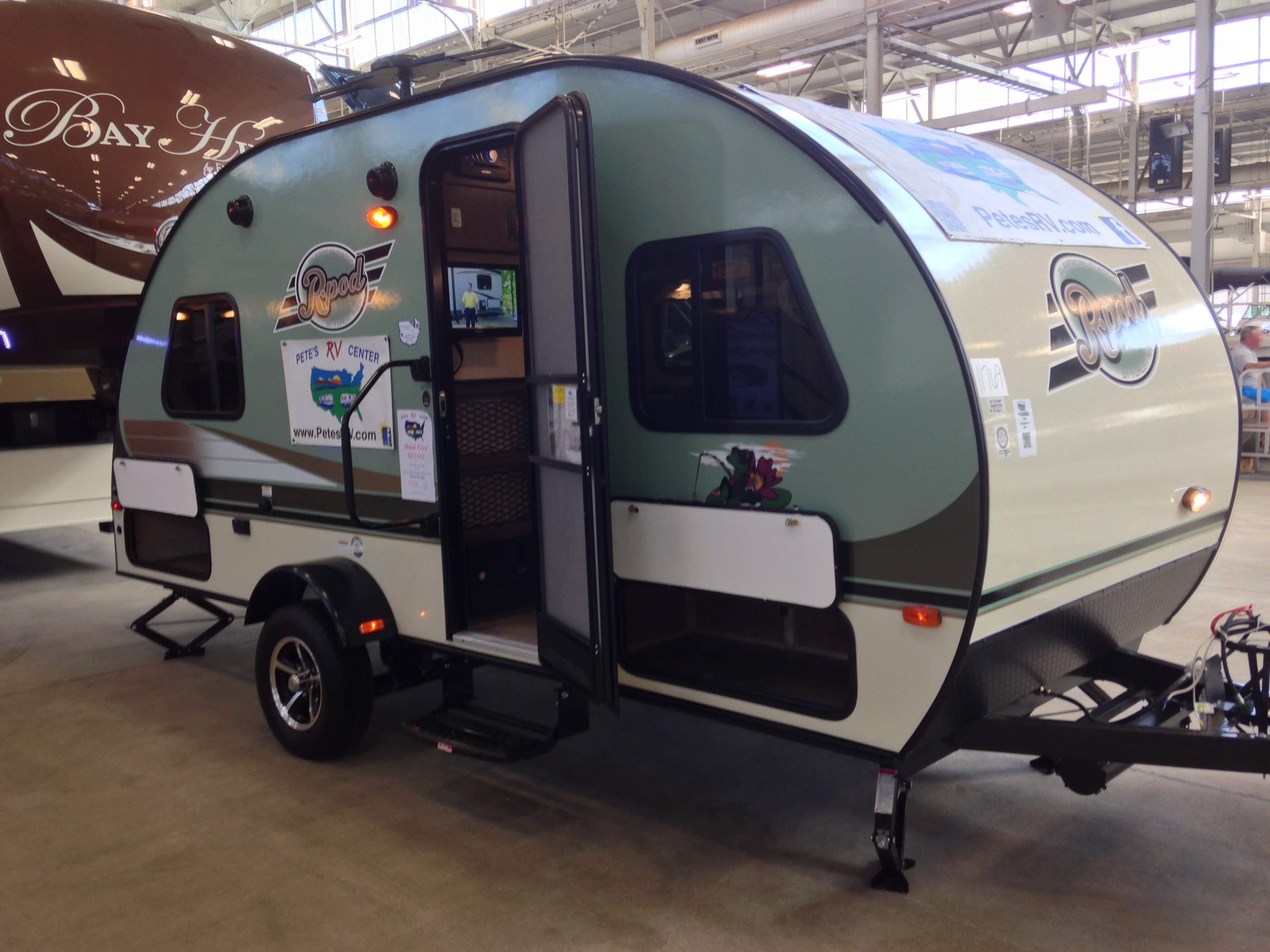 Indy Fall Boat & RV Show Review | The Small Trailer Enthusiast