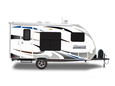 Dry Camping Travel Trailer