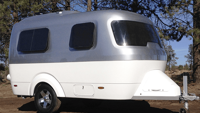 In A Press Release From Airstream President Bob Wheeler Weve Been Imagining Small Well Thought Out Fiberglass Travel Trailer For Quite Some Time And