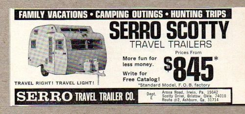 serro scotty | The Small Trailer Enthusiast