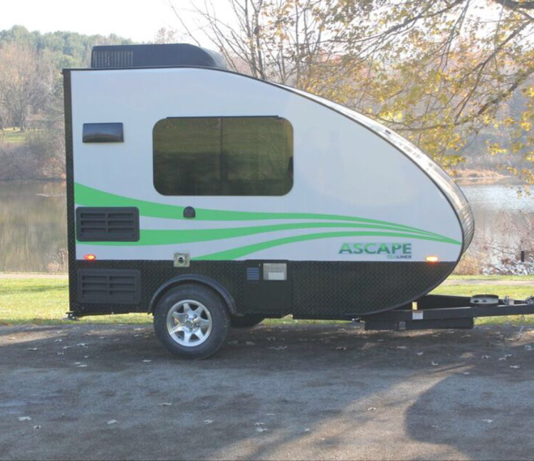 Aliner Introduces Ascape Travel Trailer   The Small ...