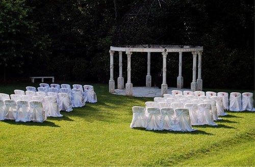 Cavender Castle Ceremony Site