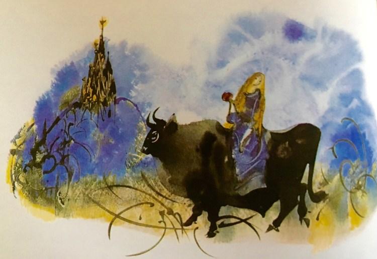The Black Bull of Norroway