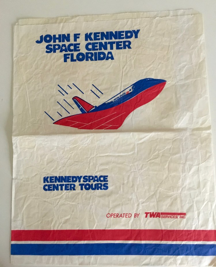 John F Kennedy Space Center - bag