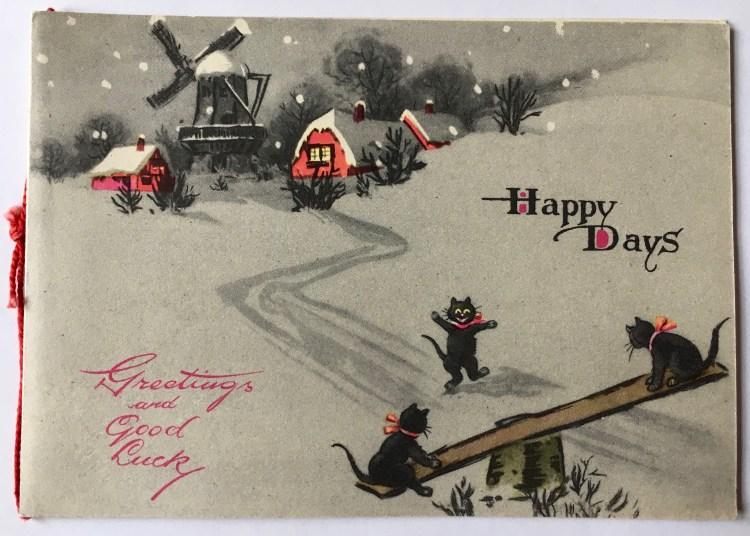 Happy Days - British Manufacture