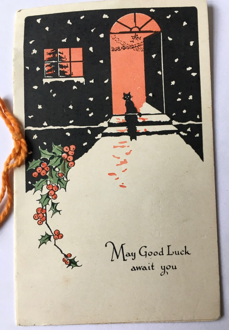 may good luck await you - Premier