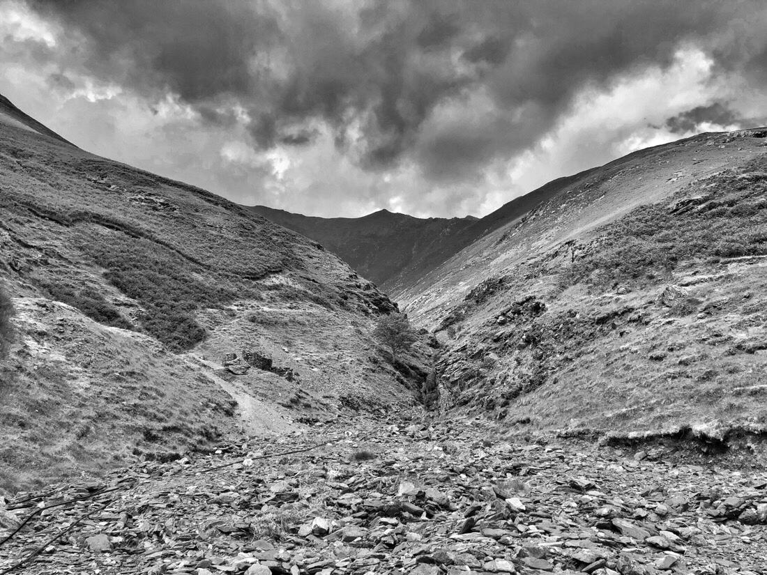 Blencathra in the English Lake District