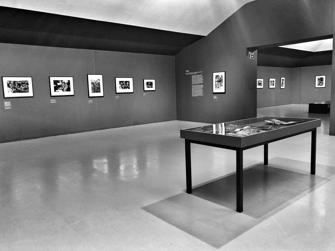 The Don McCullin photography exhibition at the Tate Liverpool