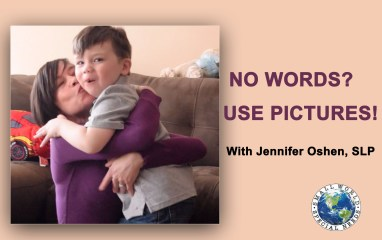 No Words? Use Pictures!