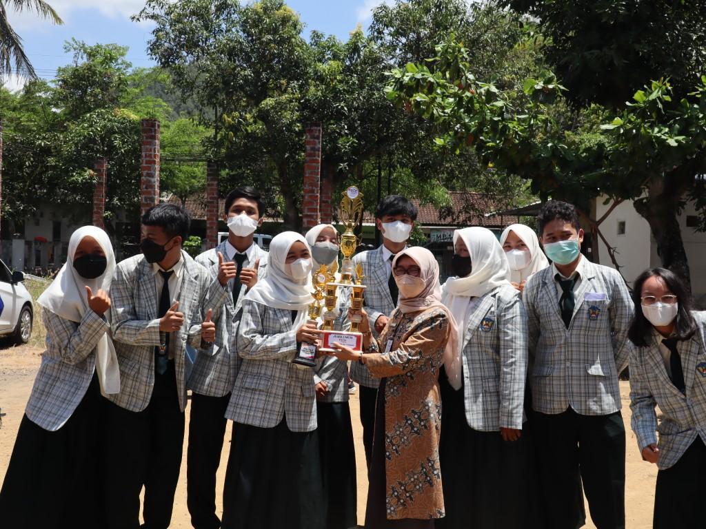 Lagi-Lagi Juara Umum FLS2N Tingkat Kabupaten 2021