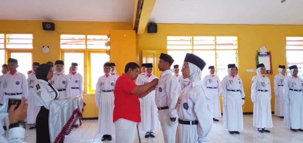 Makna Merah Putih dalam Upacara Pengukuhan 2