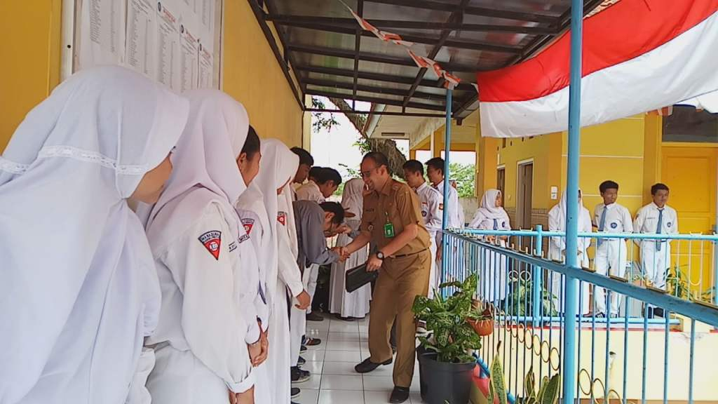 Kabid Pembinaan Pendidikan SMA Jatim Jemput Bola ke Malang 13