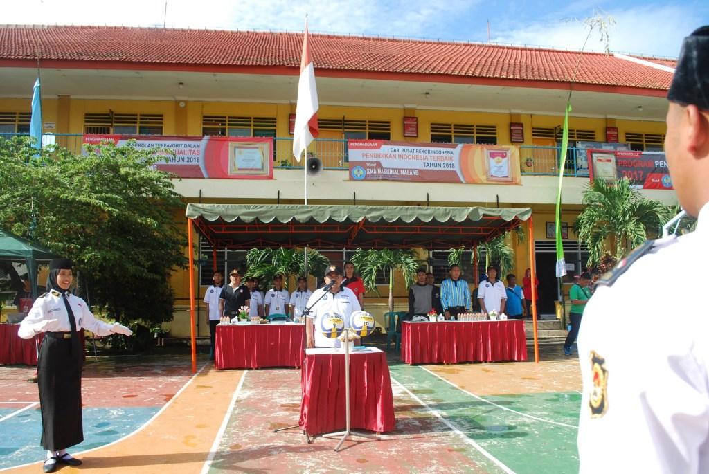 Atlet Voli SMP Malang Raya Junjung Sportivitas dalam SMANAS Cup 2020 2