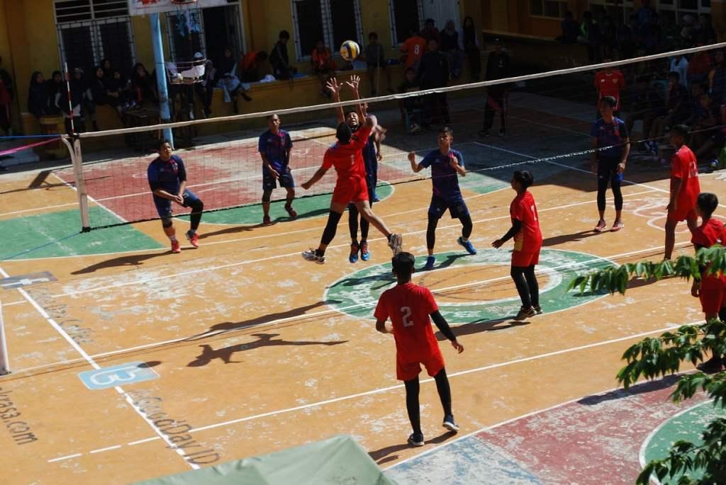 Babak Perempat Final SMANAS Cup 2020 6