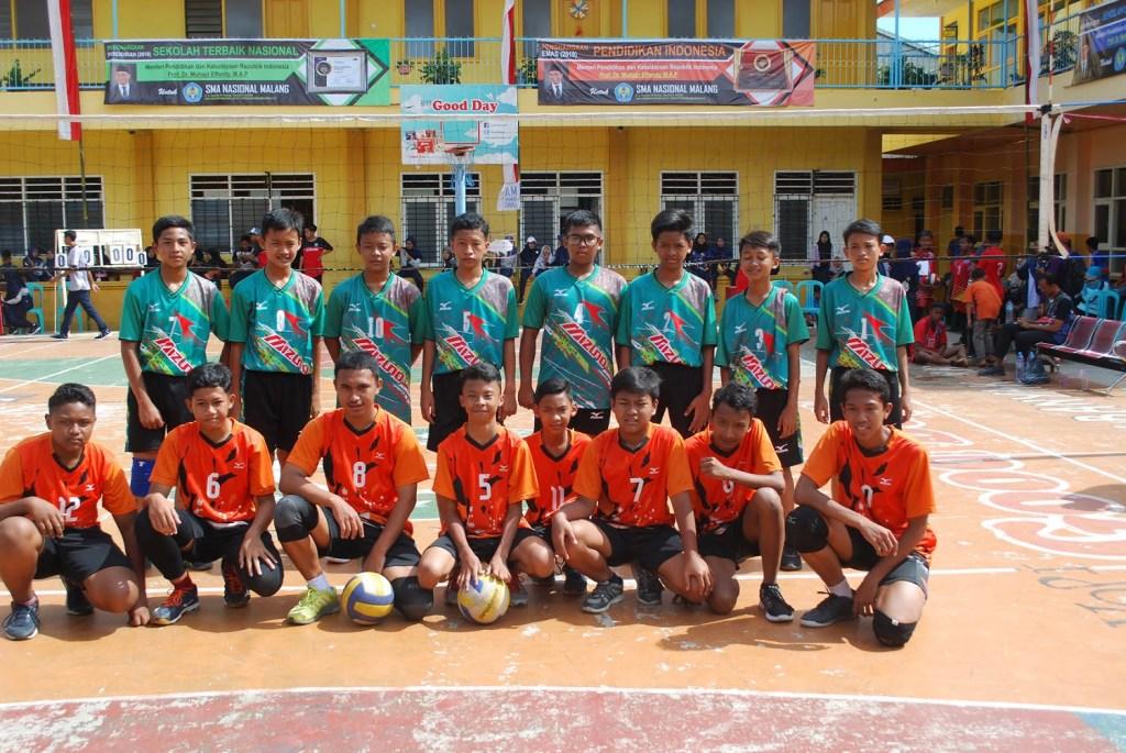 Babak Perempat Final SMANAS Cup 2020 2