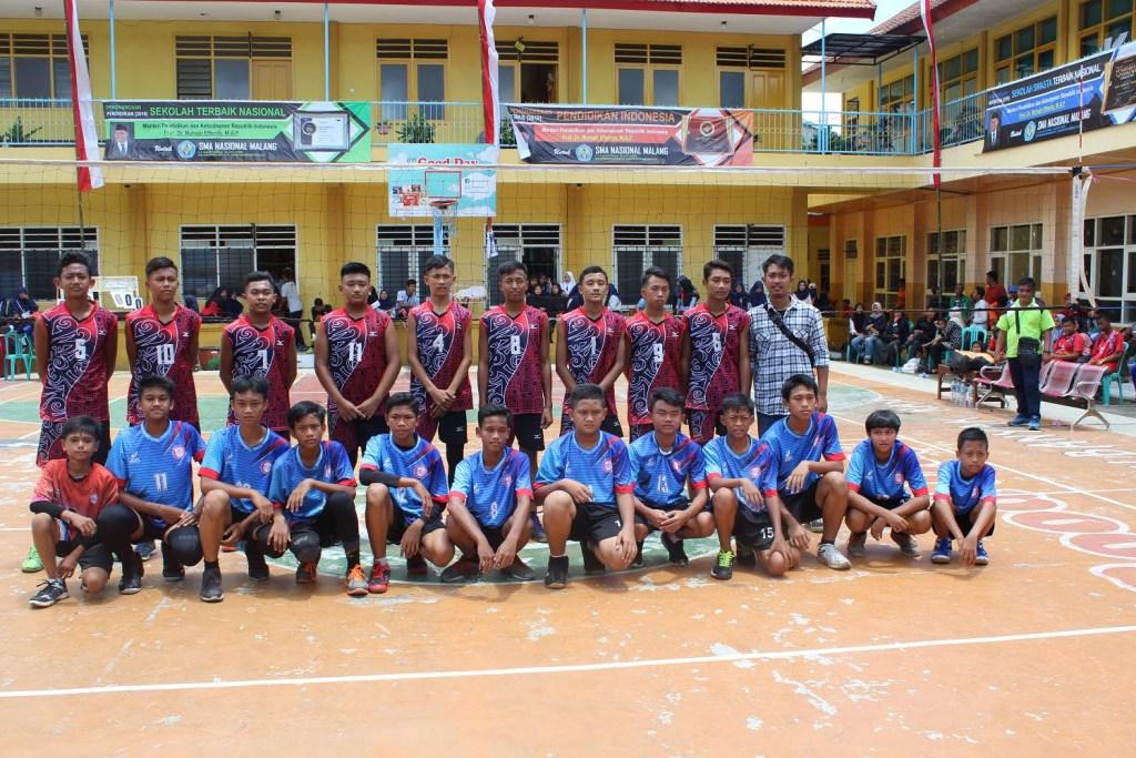 Babak Perempat Final SMANAS Cup 2020 4