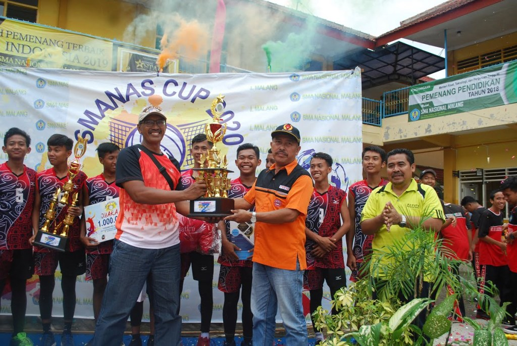 We Are The Champion, Final SMANAS CUP 2020 11