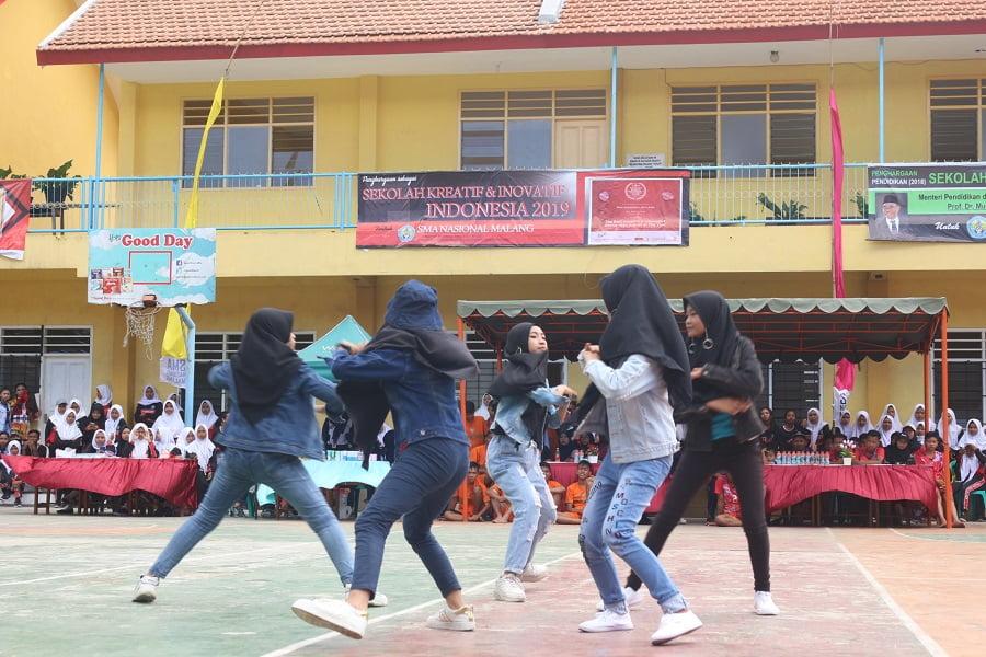 Gerakan Energik Iringi Peserta SMANAS Dance Competition 2020 9