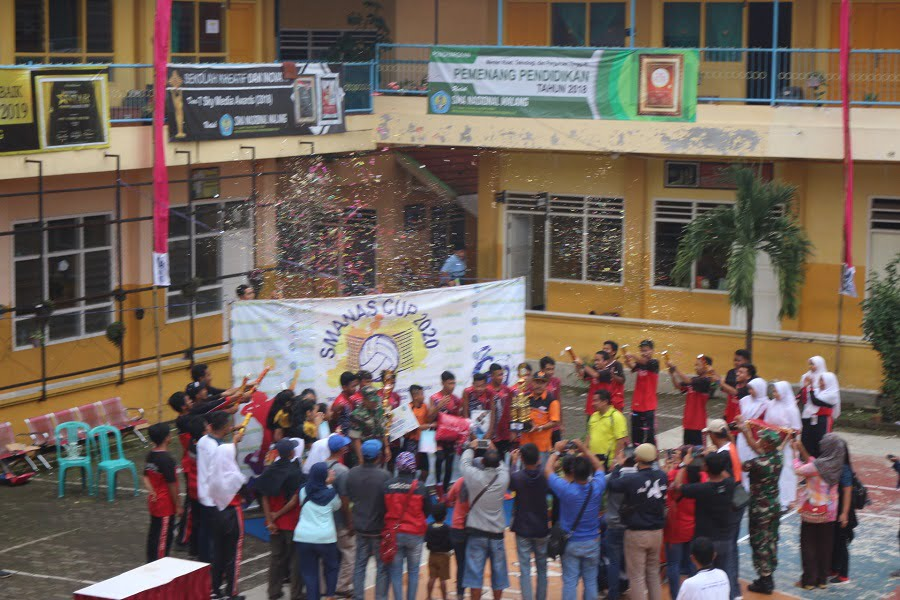 We Are The Champion, Final SMANAS CUP 2020 13