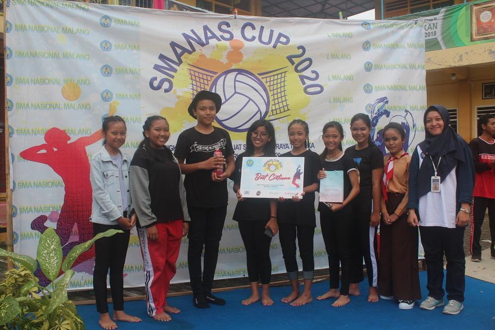 Gerakan Energik Iringi Peserta SMANAS Dance Competition 2020 10