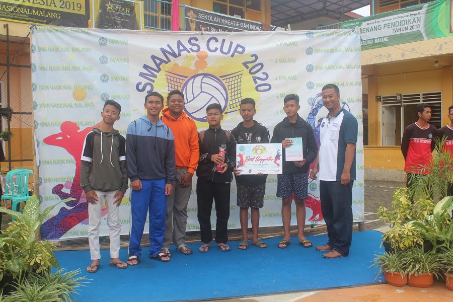 We Are The Champion, Final SMANAS CUP 2020 3