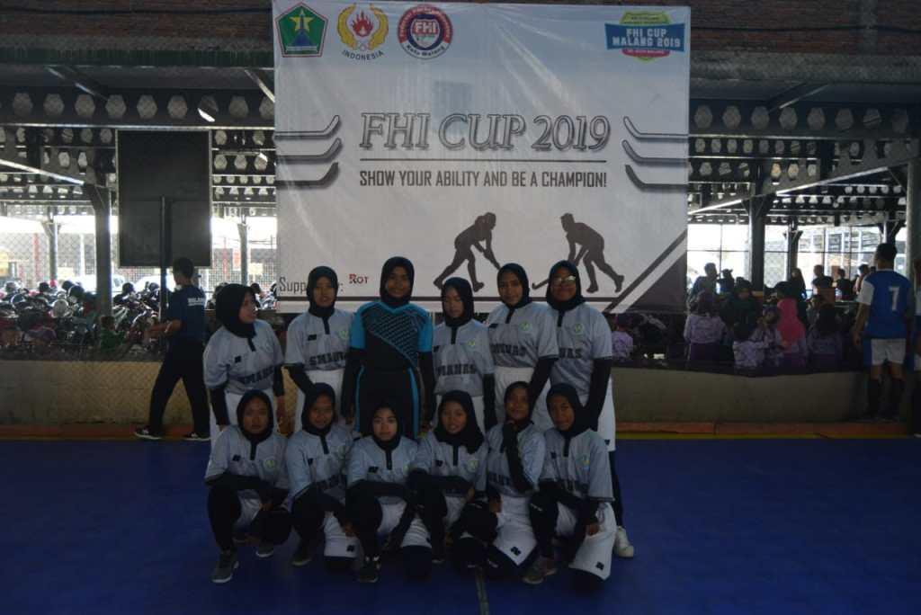Ekstrakurikuler Hockey SMA Nasional Malang 2