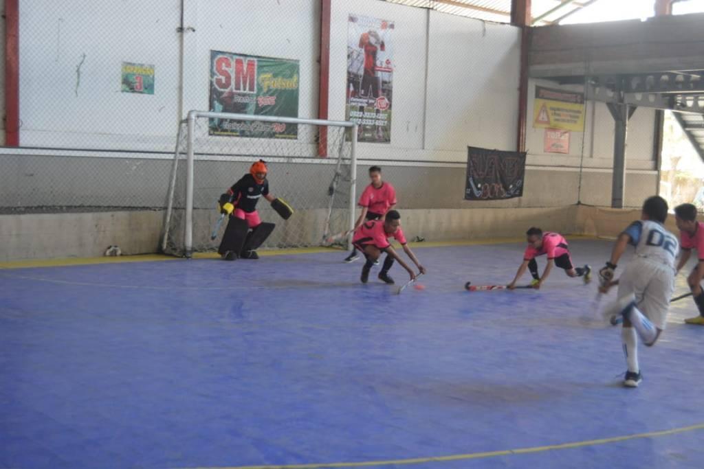 Ekstrakurikuler Hockey SMA Nasional Malang 1