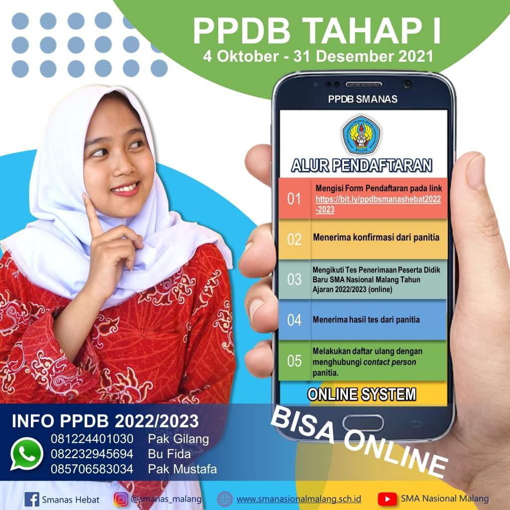 PPDB 2022-2023 SMANAS TELAH DIBUKA 2