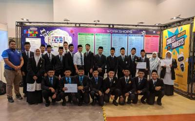 Penang International Science Fair 2019