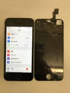 IMG 3114 225x300 - 苅田町よりiPhoneSEのガラス割れ修理